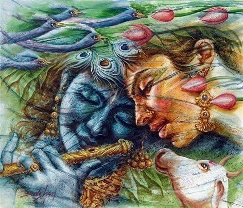 Krishna Eternal Love Song Download Pagalworld Massillon