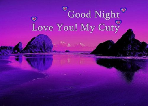 49 Romantic Good Night Sweet Images With Love Quotes Wallpaper