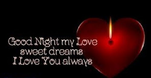 49 Romantic Good Night Sweet Images With Love Quotes