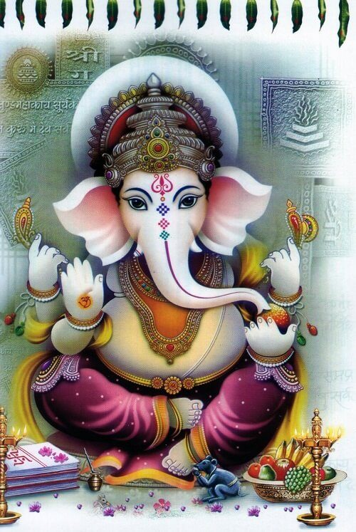 43 Ganpati Hd Images Download Ganesh Wallpaper Photo