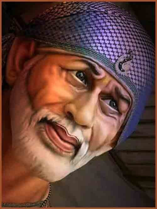download full image of sai baba for post