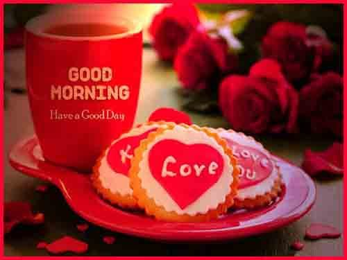 pics of good morning for friend