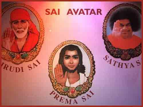 picture of sai baba for whatsaap