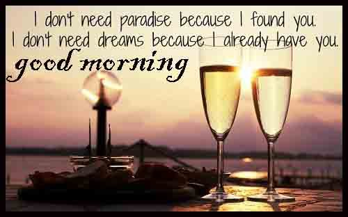 amazing pic of Good Morning love quotes download