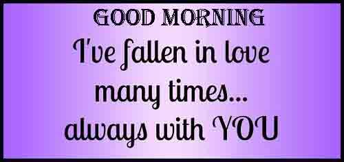 best pic of Good Morning love quotes download