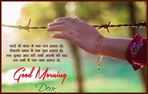 new pic of Good Morning love quotes download