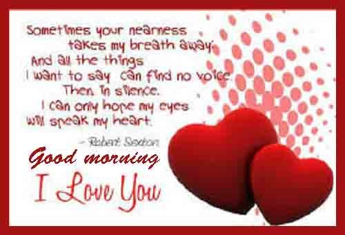 top picture of Good Morning love quotes for post